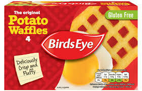 Bird's Eye Potato Waffles 8pk