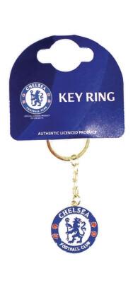 Official Merchandise Chelsea FC Key Ring