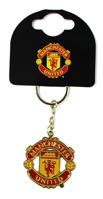 Official Merchandise Man United Key Ring