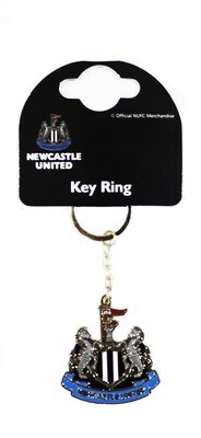 Official Merchandise Newcastle United Key Ring