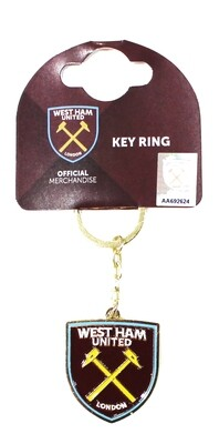 Official Merchandise West Ham Key Ring
