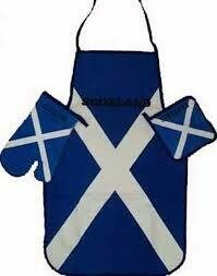 Kitchen Set Scotland Blue