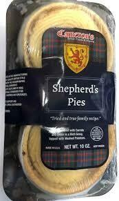 Cameron's Shepherd's Pies 2pk