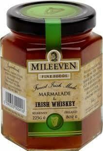 Mileeven Irish Whiskey & Marmalade 8oz