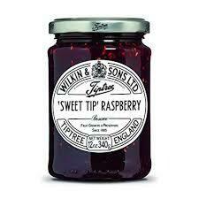Wilkin & Sons Tiptree Sweet Tip Raspberry Jam 340g