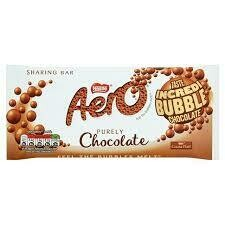 Aero Milk Sharing Bar 100g