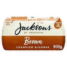Jacksons Brown Bloomer 800g