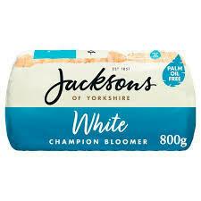 Jacksons White Bloomer 800g