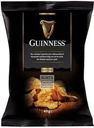 Burts Guinness Chips 42g