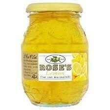 Rose's Lemon Marmalade 454g