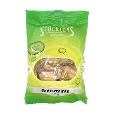 Stockley's Buttermints 100g