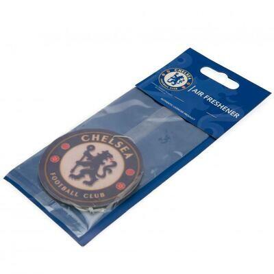 Official Merchandise Chelsea FC Air Freshener 3pk