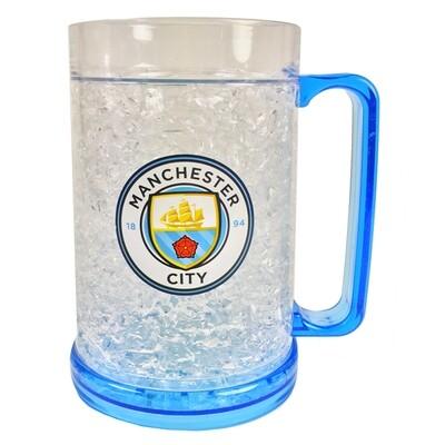 Official Merchandise Manchester City Freezer Tankard