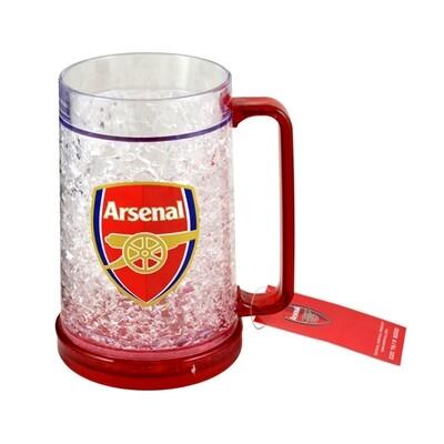 Official Merchandise Arsenal Freezer Tankard