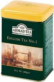 Ahmad English Loose Tea Tin 200g