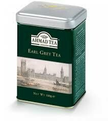 Ahmad Earl Grey Loose Tea Tin 200g