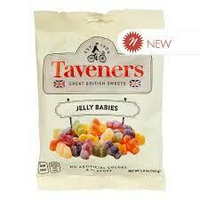 Taverners Jelly Babies 165g
