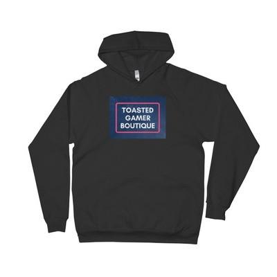 Toasty Space American Apparel 5495W Unisex California Fleece Pullover Hoodie