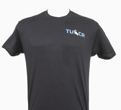 T-SHIRT CL BLACK XL