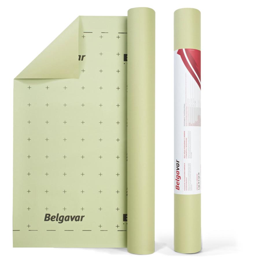 Belgavar - humidity variable air tight & vapour control membrane, 1.35 x 50m