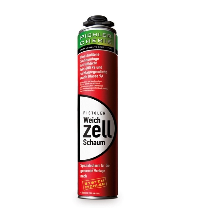 PICHLER® ElastoCell air tight foam, 750ml