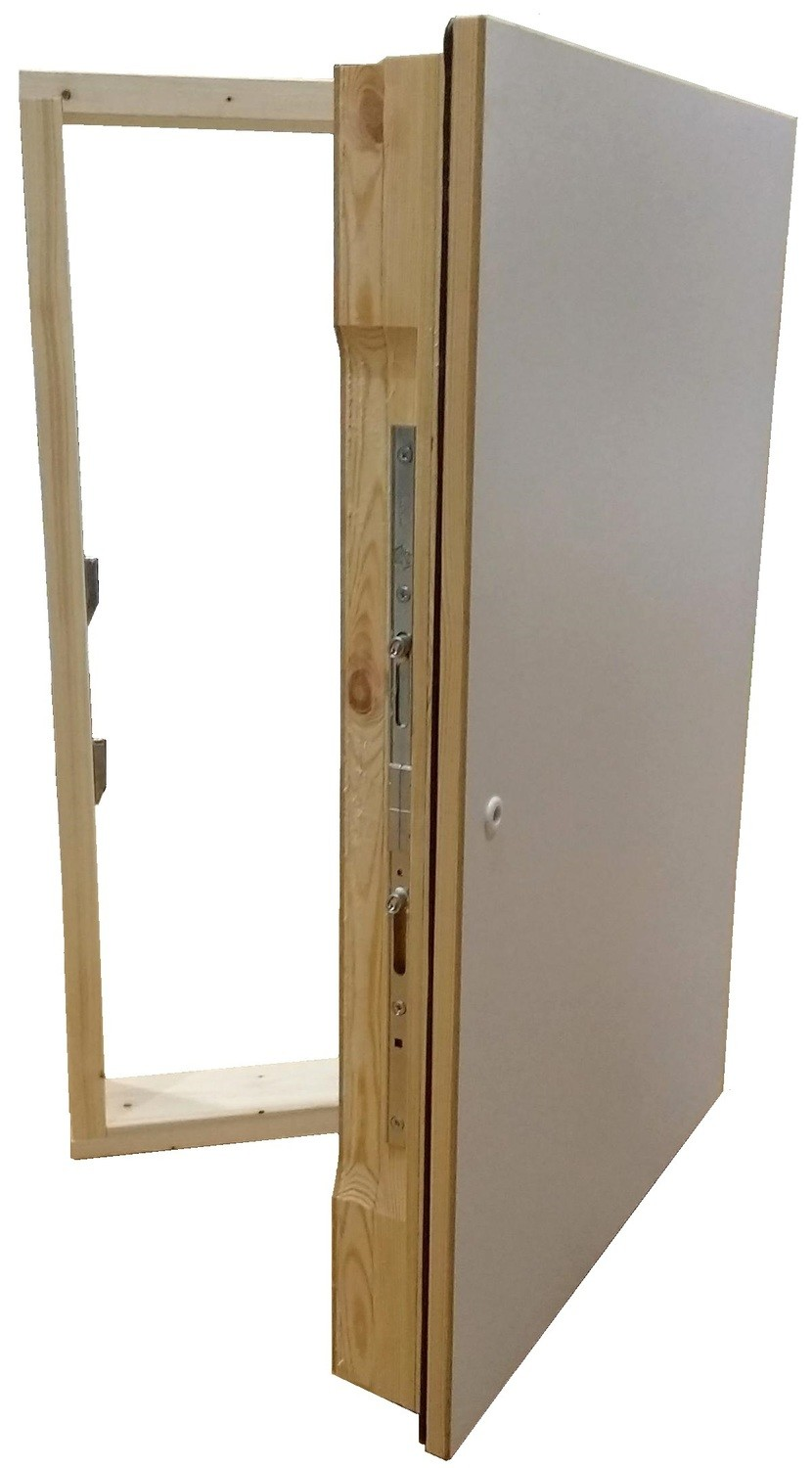 Air Tight Hatch for attic & crawl space