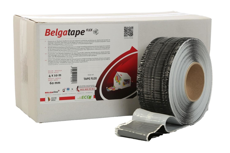 Belgatape Flex, 60mm x 10m
