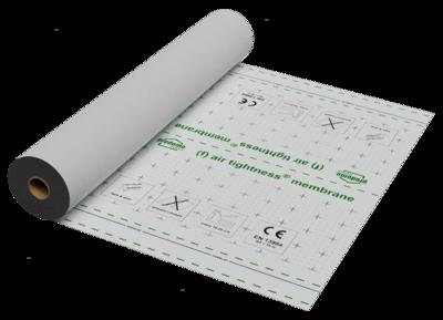 (f)air tightness® membrane STANDARD, 1.5 x 50m, CE certified