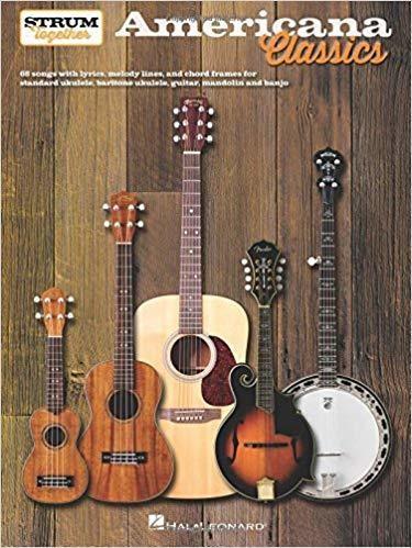 Americana Classics - Strum Together Paperback