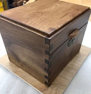 DittyTV Recipe box 4x6 - Yum
