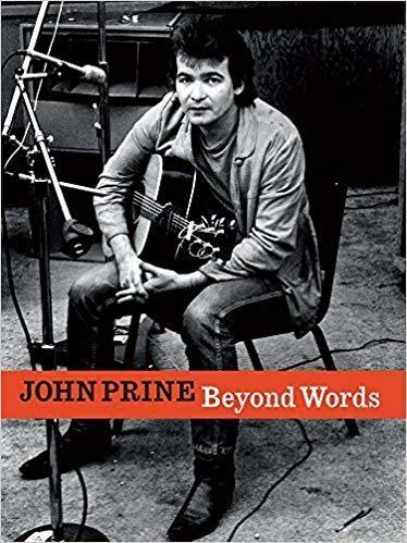John Prine Beyond Words Paperback
