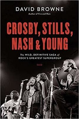 Crosby, Stills, Nash and Young: The Wild - Hardcover