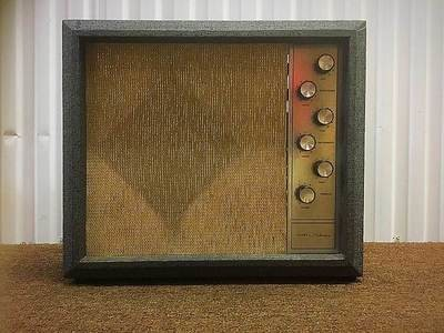1961 Silvertone Model 1482 5-Watt 1x12 (immaculate cosmetic condition)