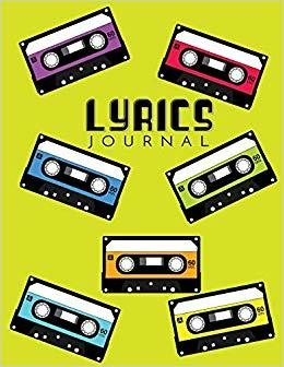 Lyrics Journal Notebooks