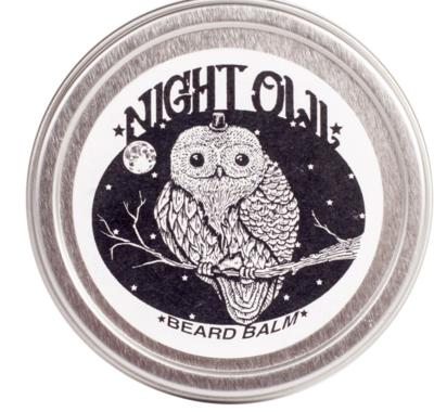 Vintage: Night Owl Beard Balm-UnScented
