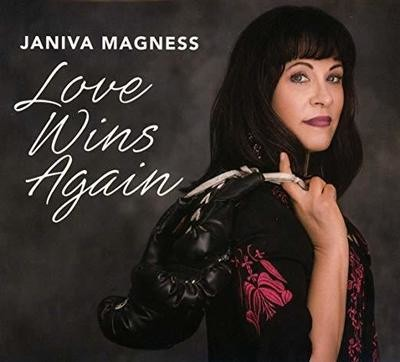 LOVE WINS AGAIN - Janiva Magness