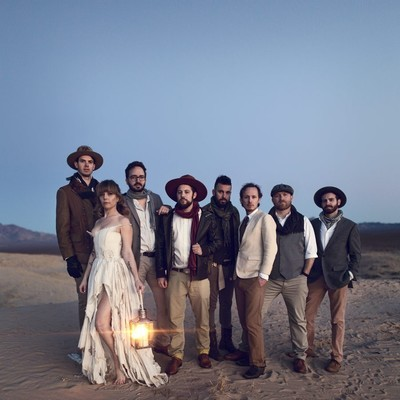 The Dustbowl Revival - With A Lampshade On 2