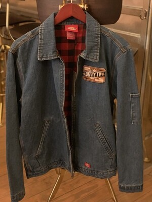 DittyTV Mens Dickie Denim Jacket