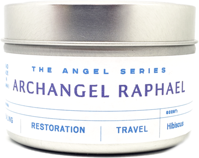 Archangel Raphael Intention Candle