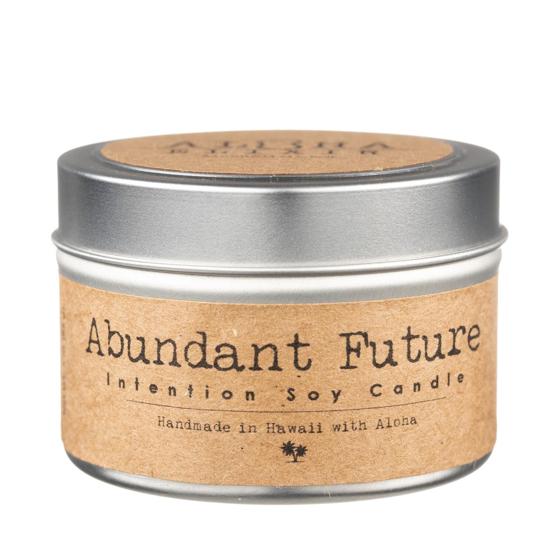 Abundant Future Intention Candle