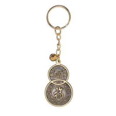 Hu-Lu Key Chain ( Gourd )