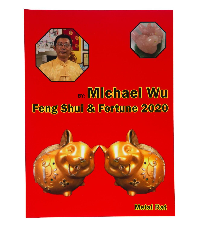 2020 Feng Shui & Fortune Book Metal Rat