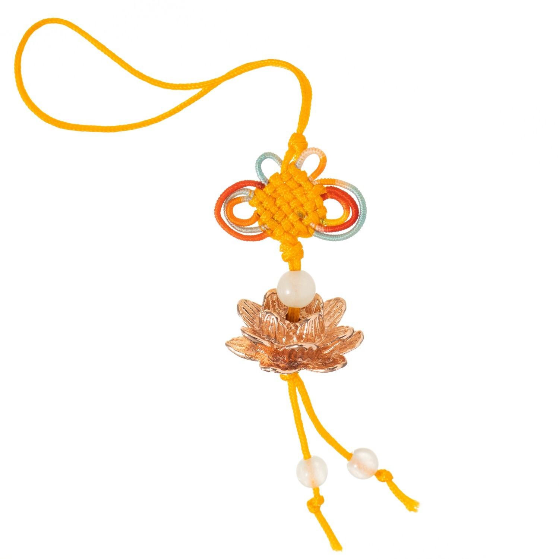 Lotus Charm Amulet, Charm