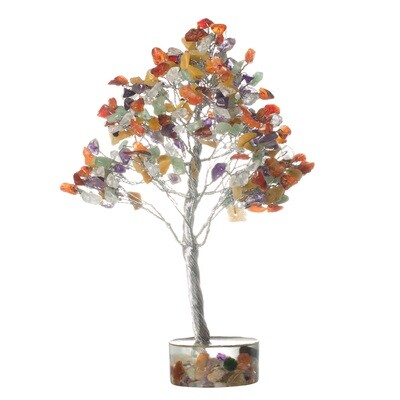 Gemstone Tree Mixed stones
