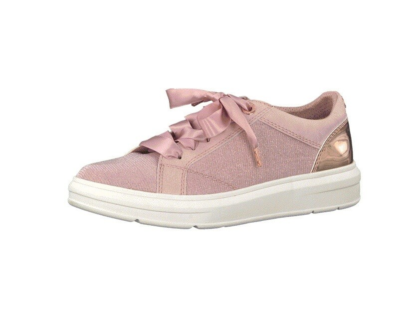 s.Oliver roze sneakers