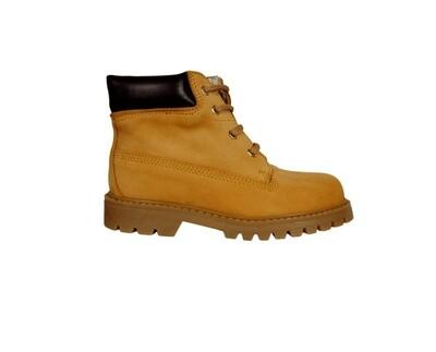 Garatti leder kinder boots