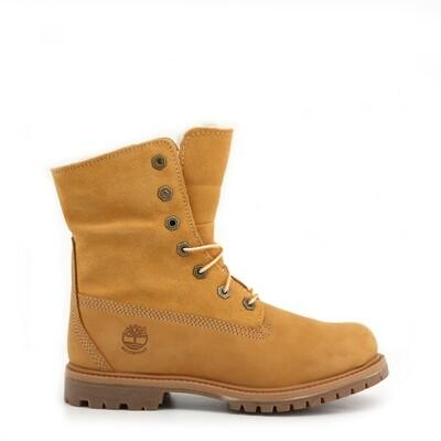 TIMBERLAND dames boots met teddyfleece