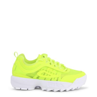 Fila dame sneakers geel