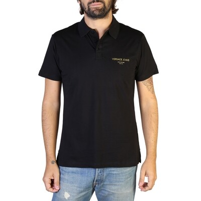 Versace Jeans zwart Polo