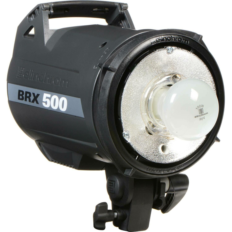 Elinchrom BRX 500 Flash Head